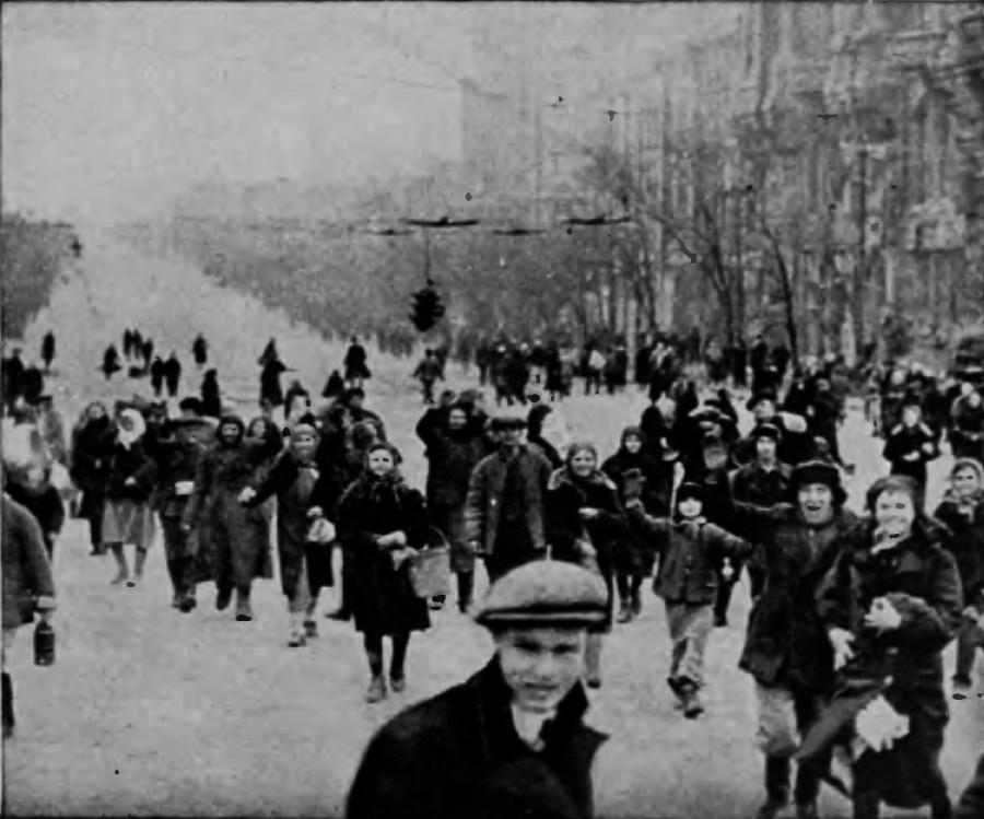 Освобождение Ростова от немецких захватчиков 29 ноября 1941 (2)