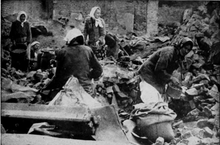 Сталинград сентябрь 1942 года