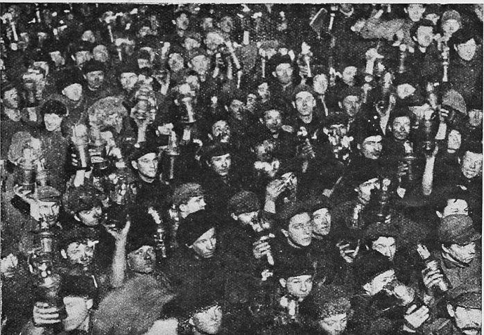 На шахтах Донбасса 1931 (3)