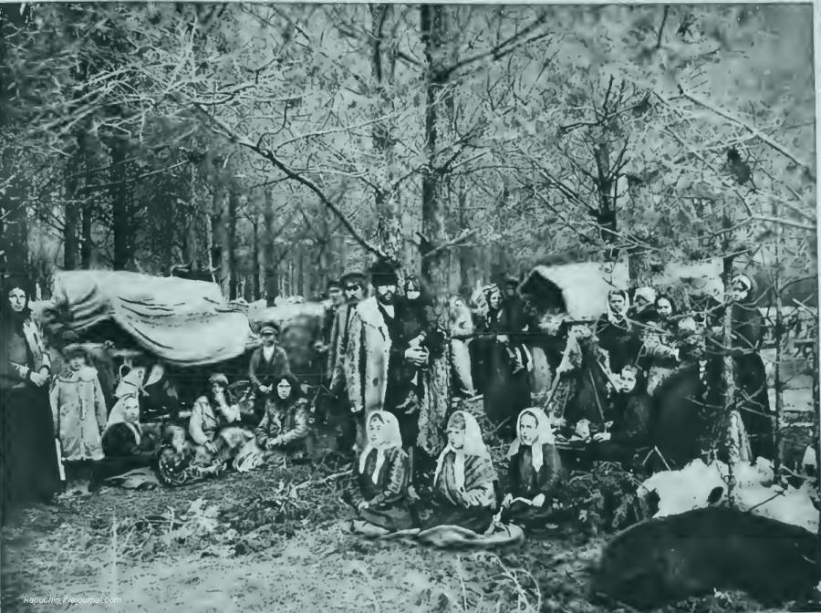 Польские беженцы Первая мировая война