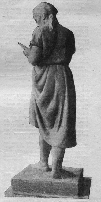 М. Симанович Тестильщица