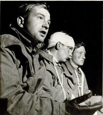 Немецкие летчики - убийцы мирных жителей Вязьма 1941 год