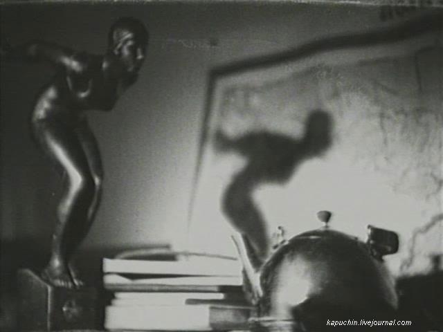 Кадр из фильма Ошибка инженера Кочина 1939 год