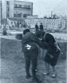 Парашютная вышка в парке Горького (3)