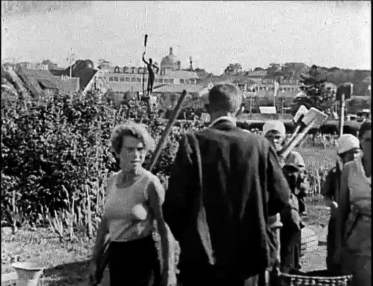 ПАрк Горького 1936 год (1)