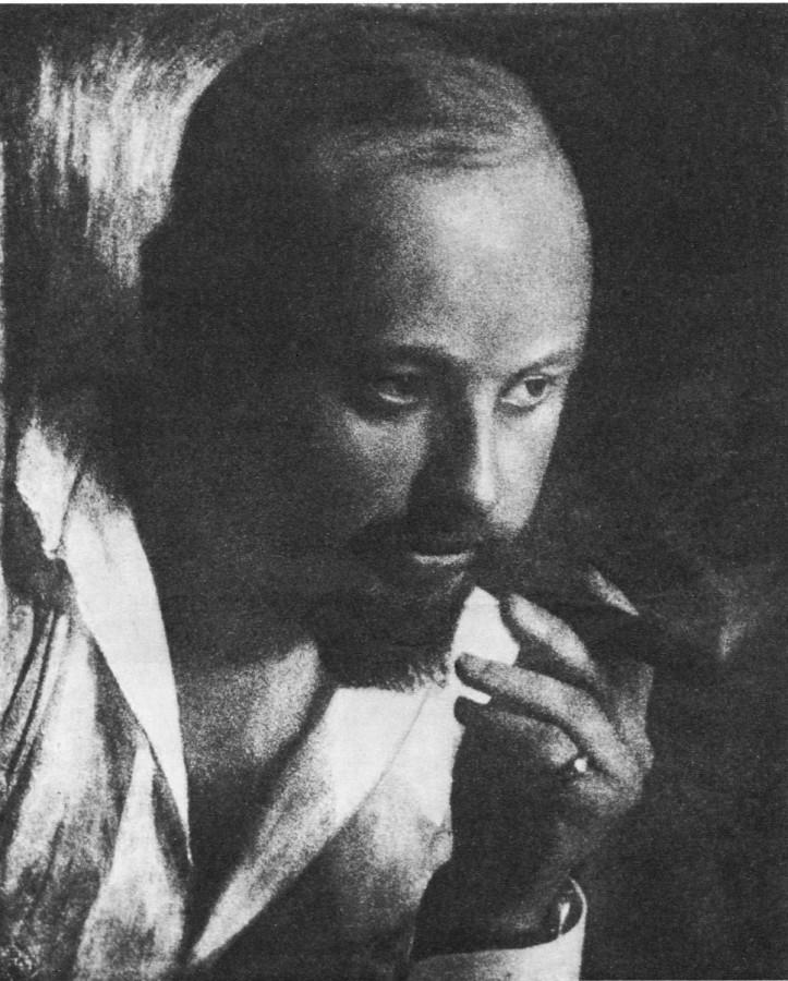 Наппельбаум Господин с сигарой 1914 год