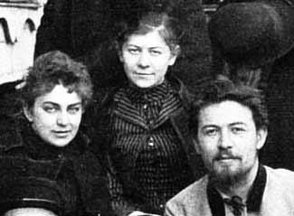 Антон Чехов и Лика Мизинова