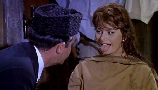 Миллионерша/ The Millionairess (1960)
