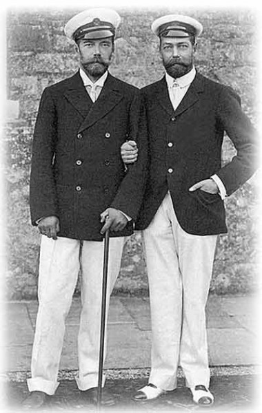 Николай и Георг 4