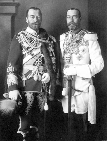 Николай и Георг