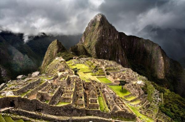 цивилизации Боливии и Перу