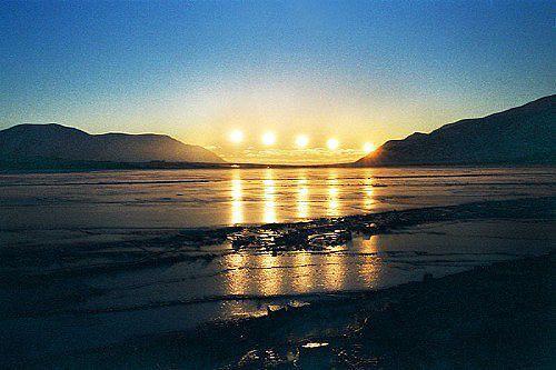 5 солнц