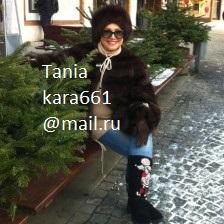Таня 2014  kara
