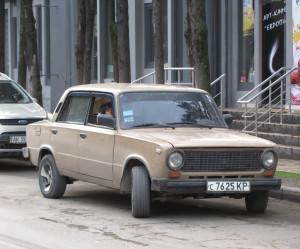 su146540 Ялта, 27.12.2012 г. на этой машине убили мэра Симеиза