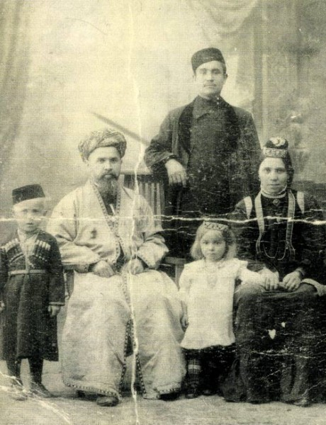 Хусаин Сеид-Бурхан