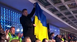 Янукович - олимпиада