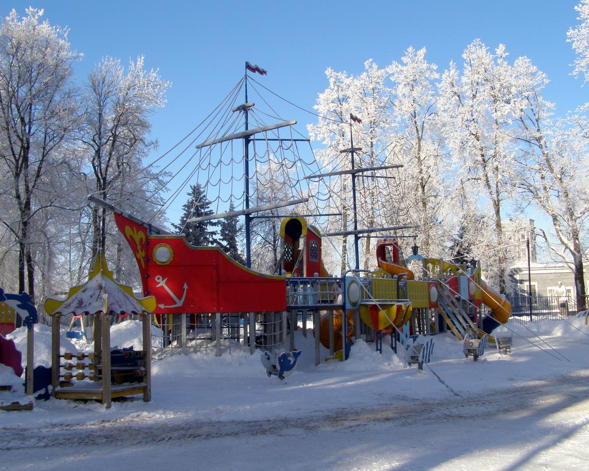 Пенза картинки зимой