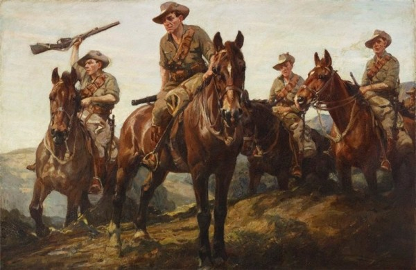 кавалеристы 1