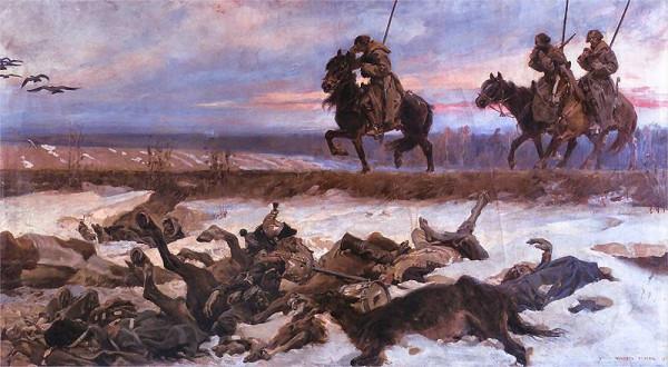 Весна 1813
