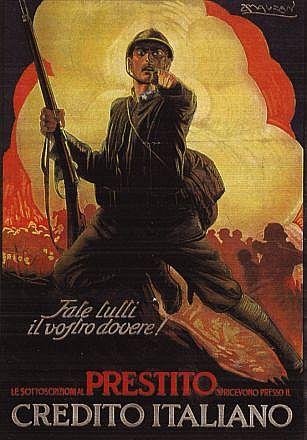 Вербовочный плакат 1