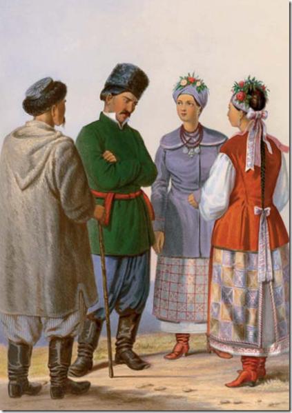 Воронеж малороссияне
