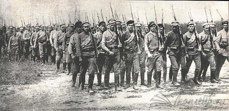 Красная пехота