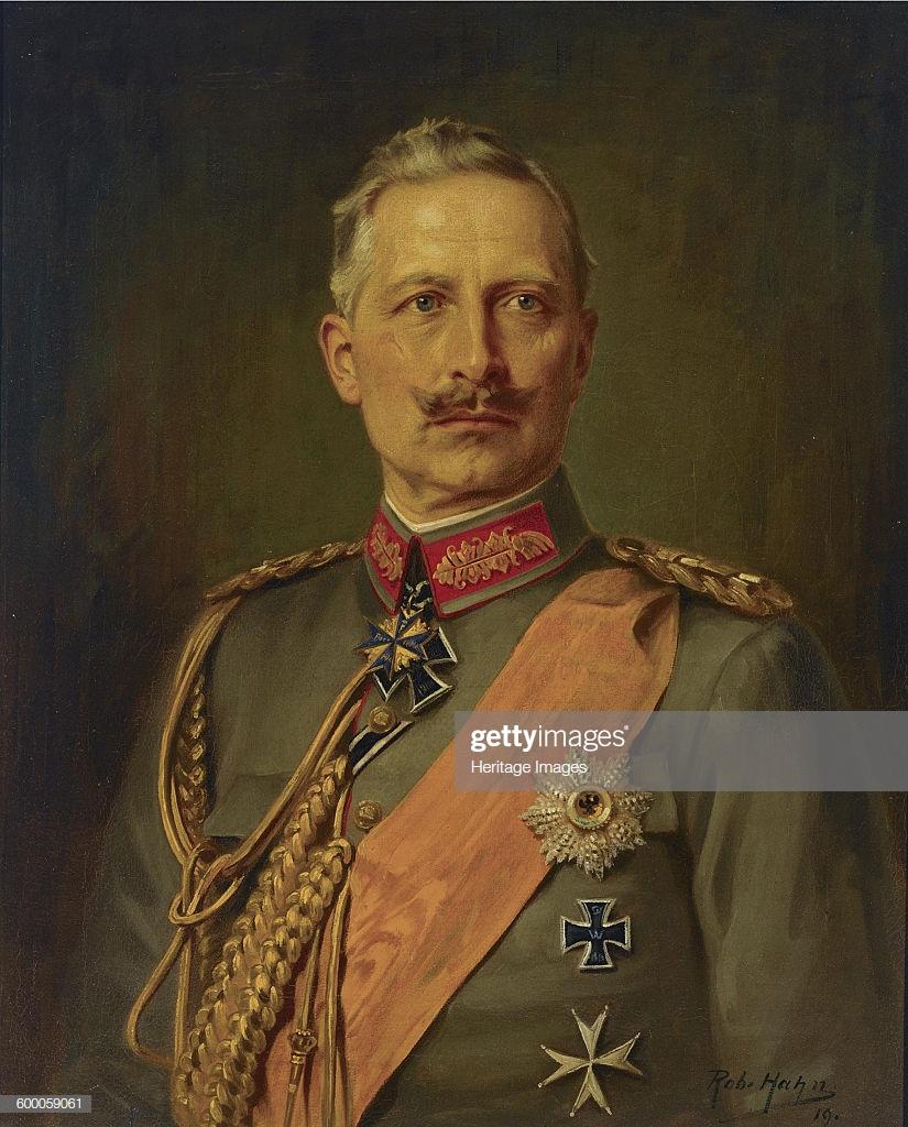 Император Вильгельм II.
