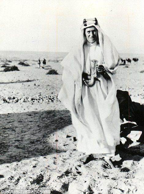 Лоуренс Аравийский (Чапмен)