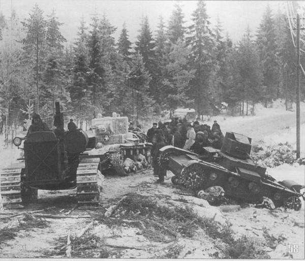 Фото финская война
