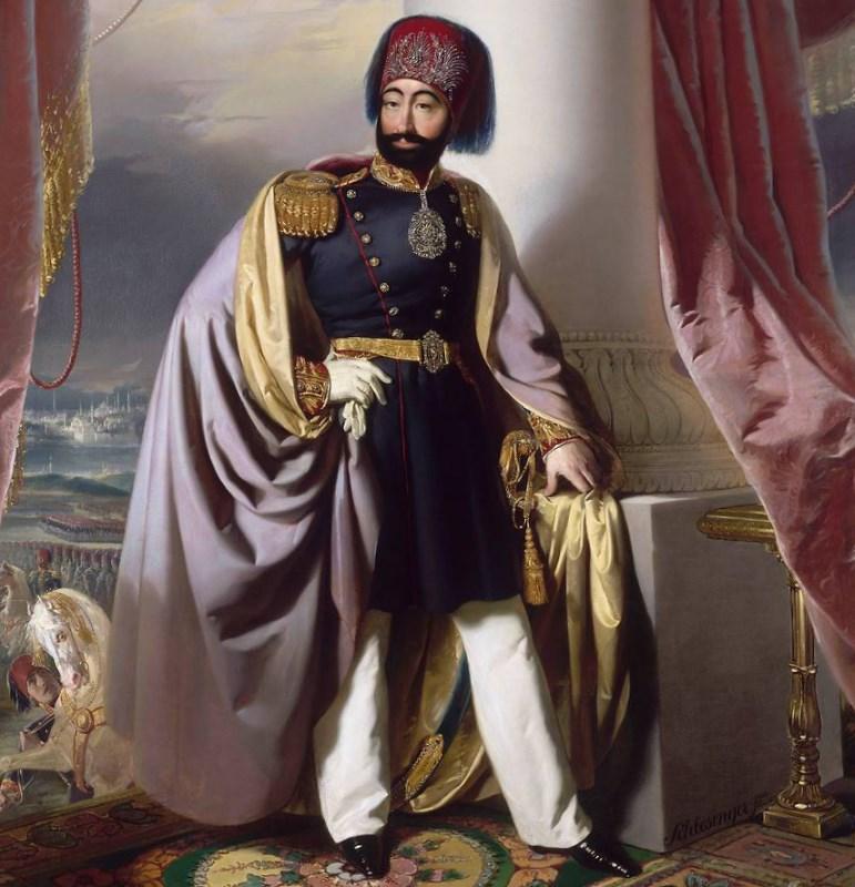 Махмуд Второй реформатор