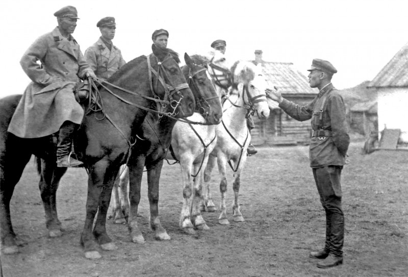 Кавалерия НКВД