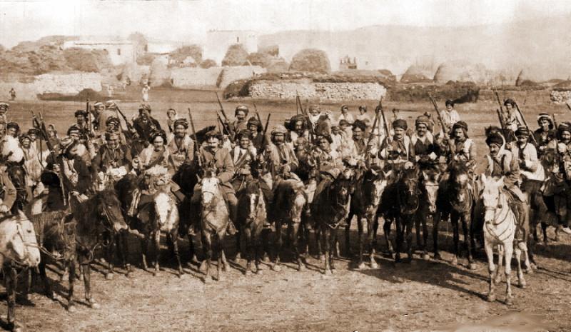 Курды полка Хамидие