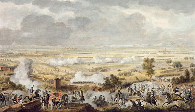 Антуан Шарль Орас Верне – Битва при Маренго, 23 прериаля1800 Частная коллекция.