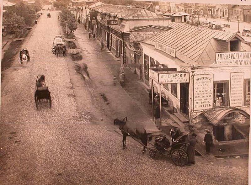 Марьина Роща начало 20 века.