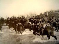Турецкая кавалерия Эски шехир.