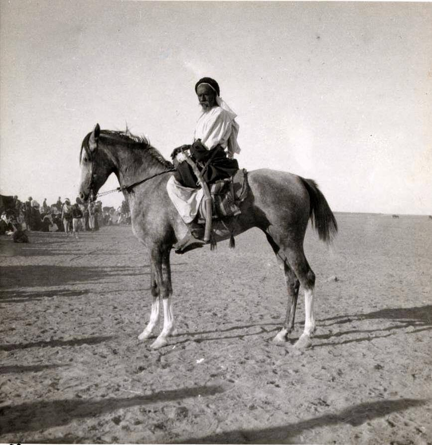 Арабский повстанец