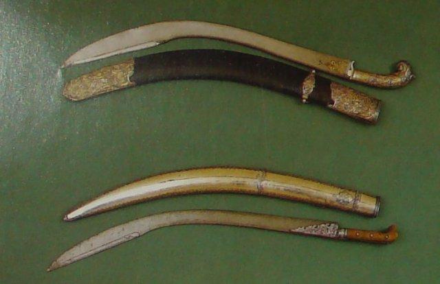 Турецкие сабли (ятаган)