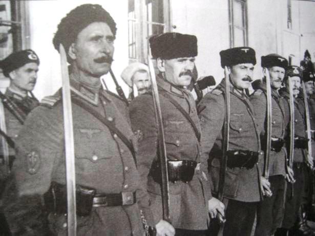 казаки вермахта