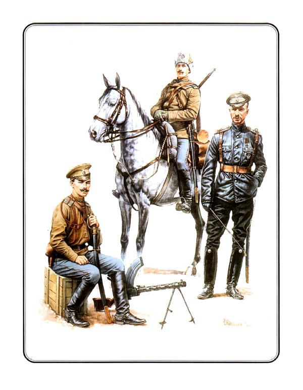 Русская кавалерия 5