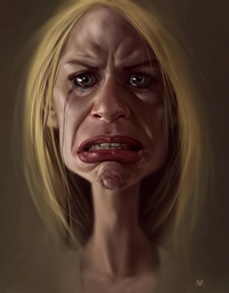 claire_danes_from_homeland_by_norbface-d6brcr9
