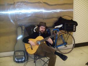 Powell St. Bart Guitar #2