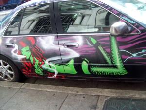 Car #1