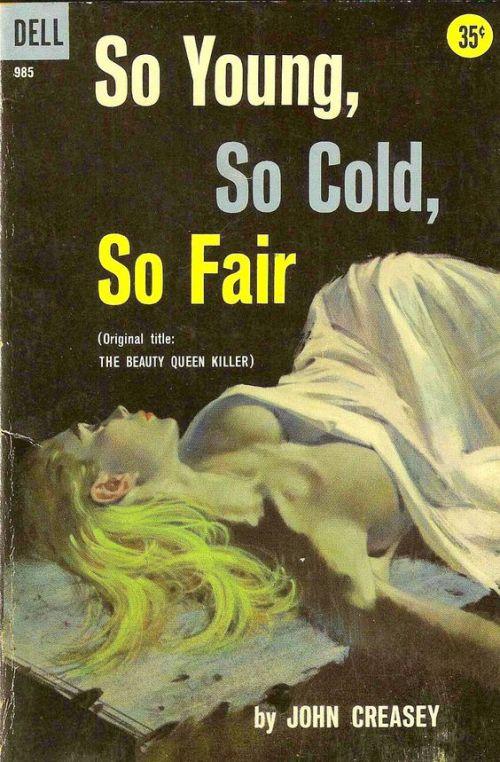 Красотки на обложках. Часть 14. Некоторые любят похолоднее.