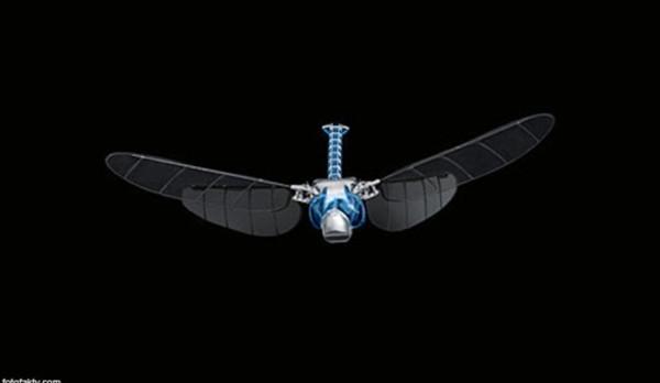 В США рассекретили документы ЦРУ о создании шпионского «робота-стрекозы»