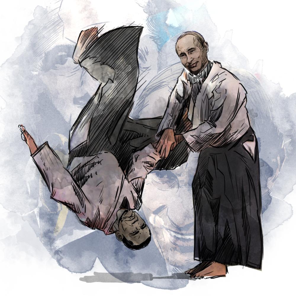 отношения Rus Usa