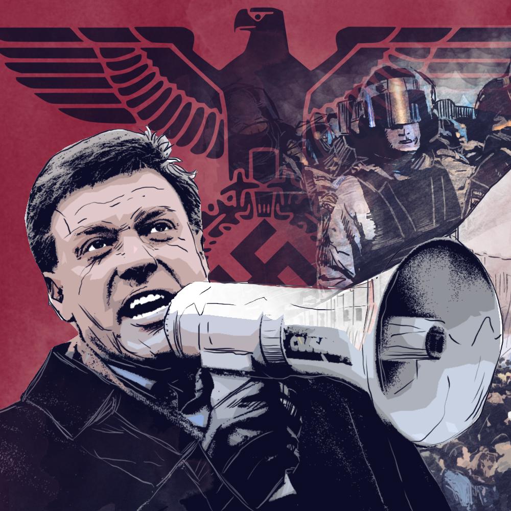 кризис на украине