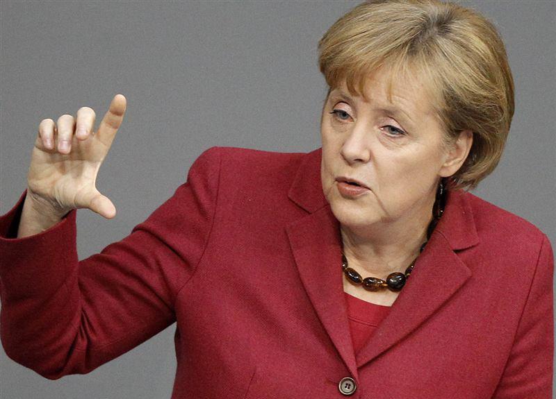 Ангела Меркель относительно бойкота олимпиады в сочи