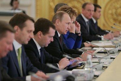 новости путин заседание государственного совета
