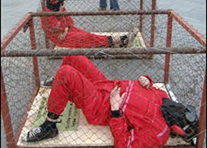пытки в гуантанамо; международные отношения сша
