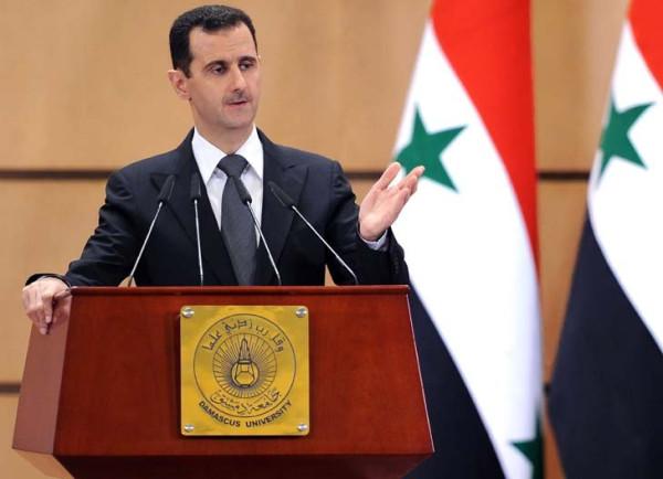 новости сирия; амнистия башара асада